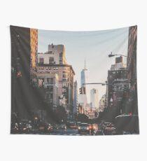 NYC Wandbehang