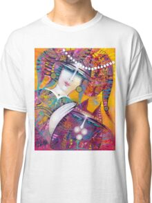 KATY AND THE CAT Classic T-Shirt