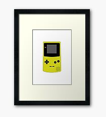 Hanheld Console Framed Print