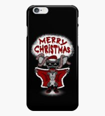Flashing Through The Snow (B/W with text) iPhone 6 Case