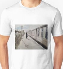Waiting At Williton Unisex T-Shirt