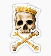 Forever King Sticker