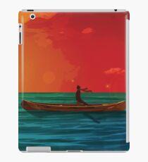 Final Voyage iPad Case/Skin