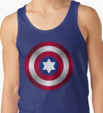 Truth & Justice (Jewish Cap Shield for DB) Tank Top