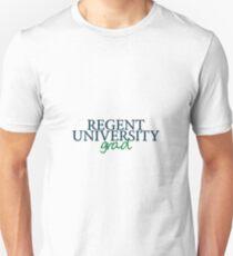 Regent University Grad T-Shirt