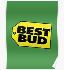 Best Bud - Parody Poster