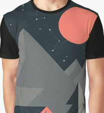 Retro Camping  Graphic T-Shirt