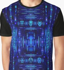 DECOMPRESSION TEMPLE Graphic T-Shirt