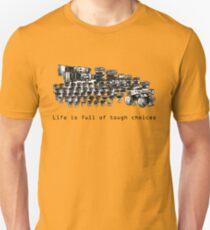 Choices Unisex T-Shirt