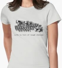 Choices Womens Fitted T-Shirt