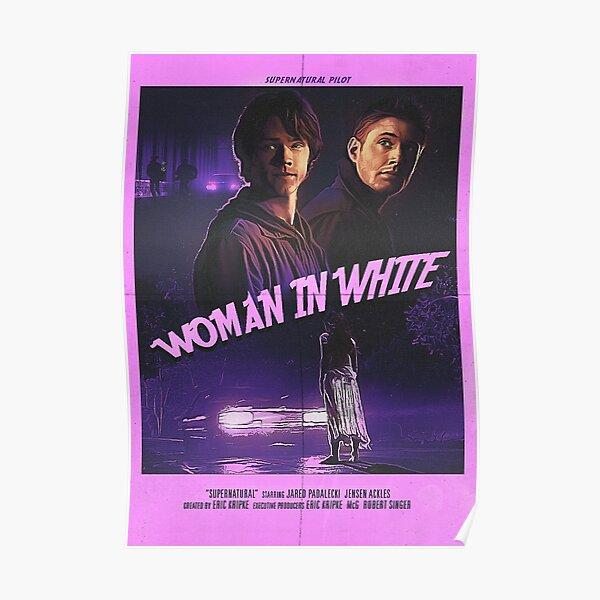 Affiche pilote surnaturelle Poster