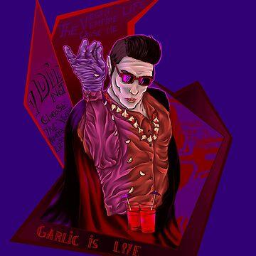 Vegan Vampire by BobyGates