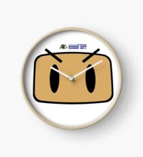 SUPER BOMBERMAN SHIRT / MUG / PILLOW Clock