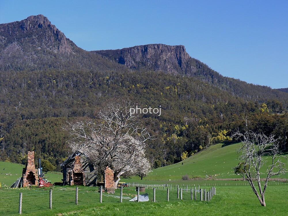 Tasmania Country View by photoj