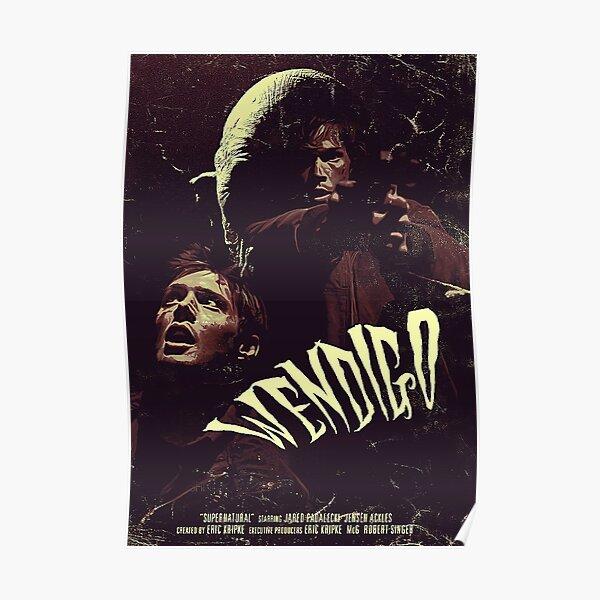 Supernatural - Poster de Wendigo Poster