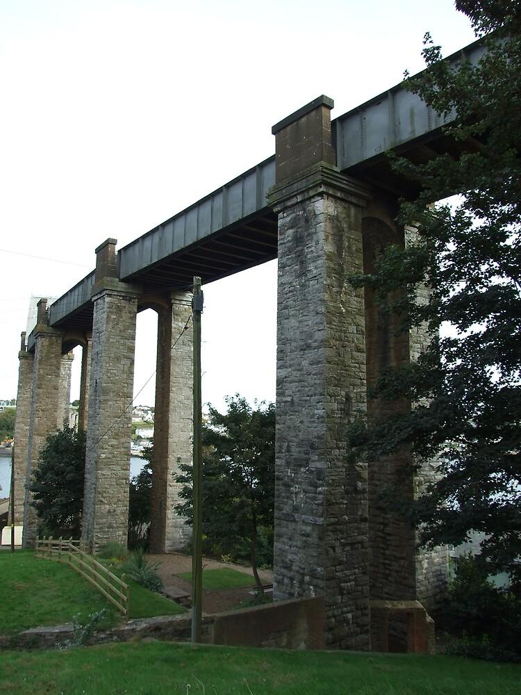 train bridge2 by matjenkins