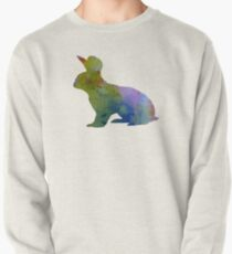 Kaninchen / Häschen Artwork Sweatshirt