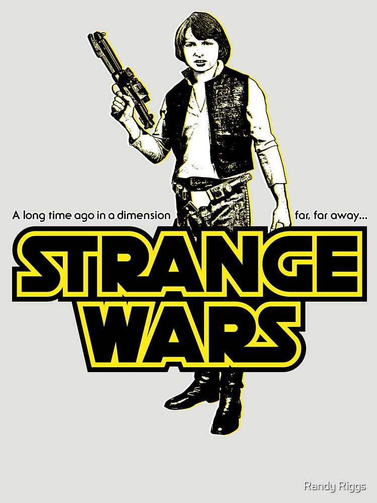 Strange Wars by randyriggs
