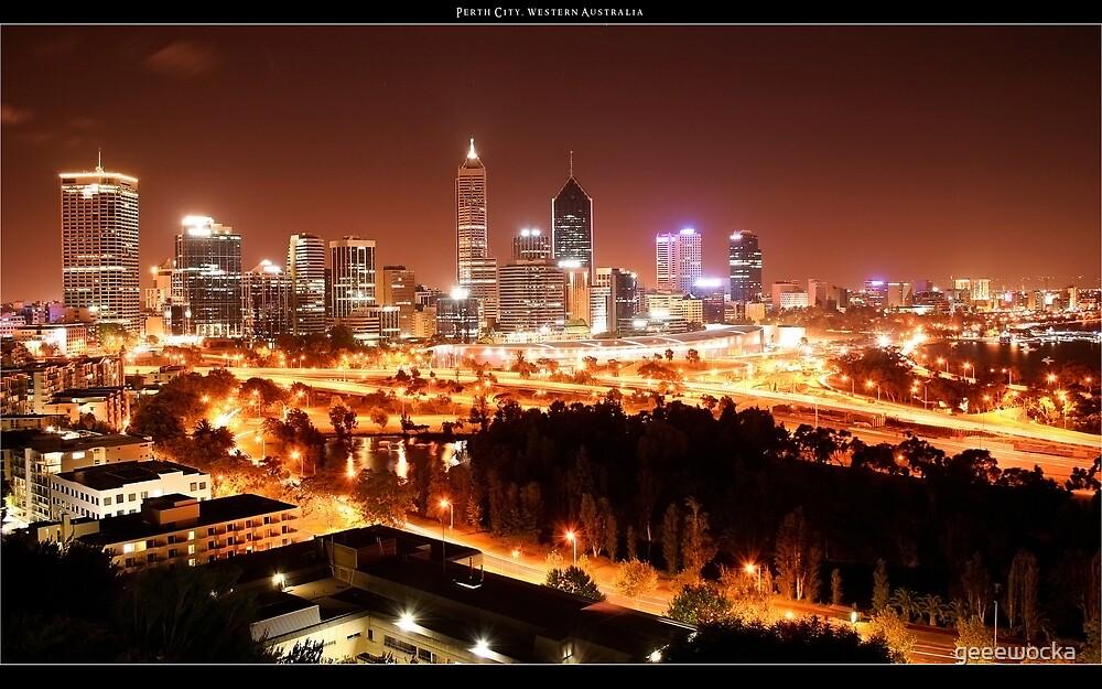 Kings Park - Perth, WA by geeewocka