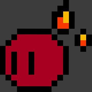 Fire Ball by GHOSTBUNNII