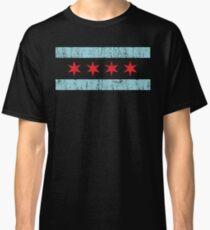 Chicago Flag Classic T-Shirt