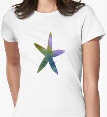 Starfish / Sea star Womens Fitted T-Shirt