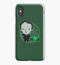 HP Lovecraft and Friend iPhone Case/Skin