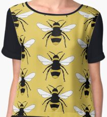 Bumble Bee Chiffon Top