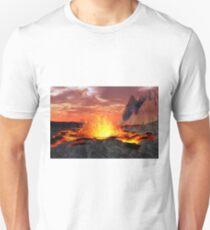 Volcan Unisex T-Shirt