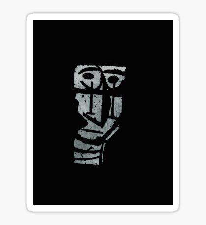 A  Face Sticker