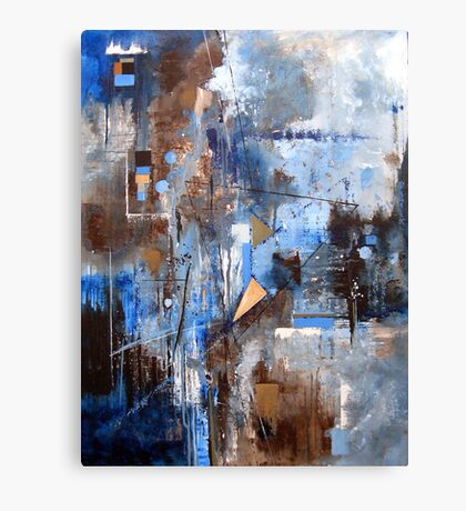Making Sense Of It All Canvas Print