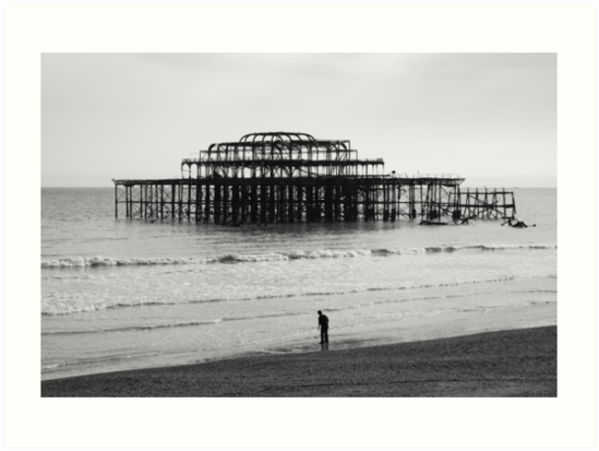 West Pier 1 by Andrew O'Hara