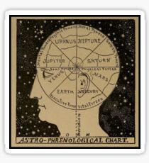 Astrological Mind Sticker