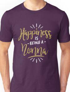 Happy Nonna Shirt Unisex T-Shirt