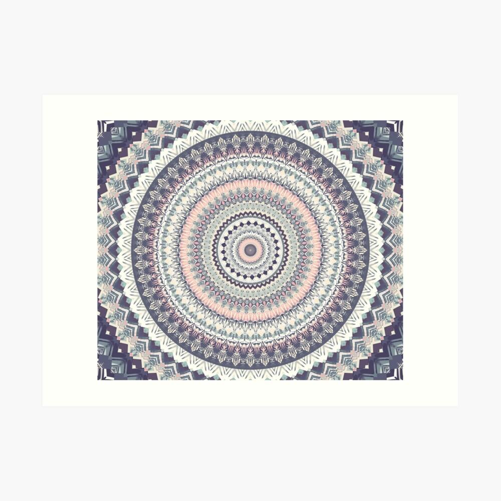 Mandala 203 Art Print