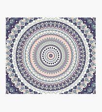 Mandala 203 Photographic Print