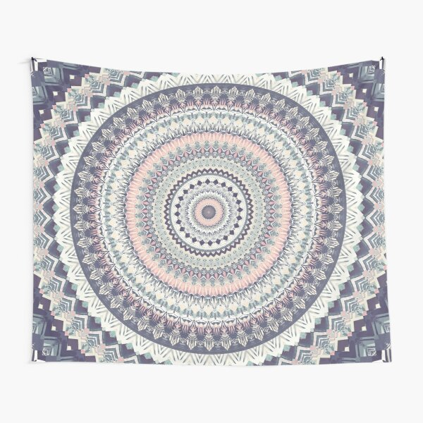 Mandala 203 Tapestry