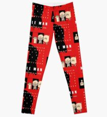 Muscle Man or (The Unexpected Virtue of My Mom) Leggings