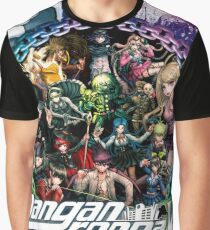 Danganronpa V3 Key Art Graphic T-Shirt