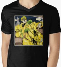 Dio Brando - Manga Men's V-Neck T-Shirt