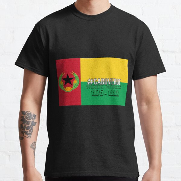 CABO VERDE 1975 92 Classic T-Shirt