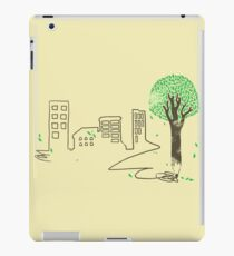 Raw Material iPad Case/Skin