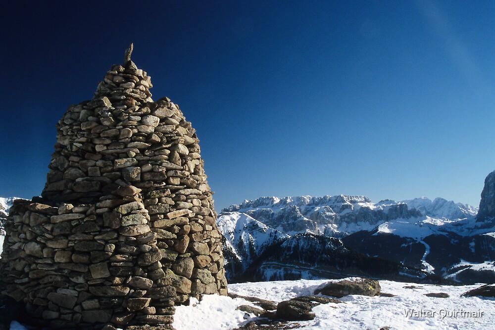 Summit by Walter Quirtmair