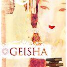 Geisha by Faizan Qureshi