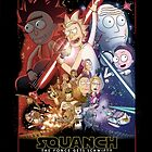 The Squanch Wars by theodores012