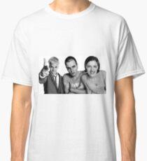 Trainspotting - SIck Boy, Renton, Diane design - Danny Boyle cult movie Classic T-Shirt