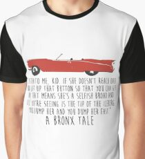 A Bronx Tale Graphic T-Shirt