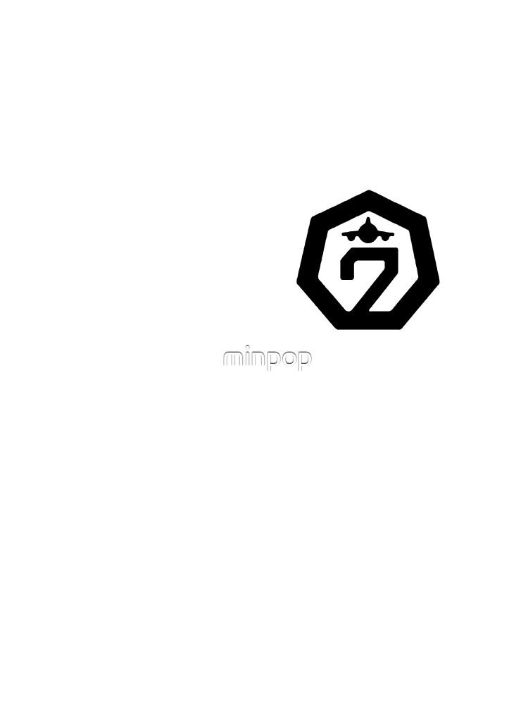 got7 flight log arrival logo graphic t shirt by minpop redbubble