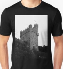 One of the towers of Glenveagh Castle, Donegal, Ireland T-Shirt