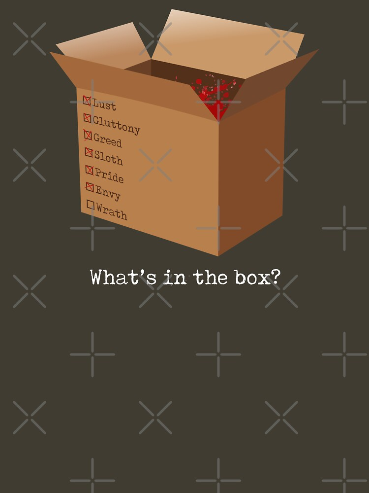 What's in the box? by muskitt